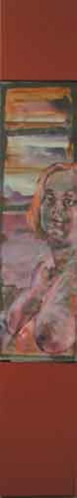 <h5>Morgenlicht · 2004</h5><p>Acryl und Öl auf Leinwand &lt;br&gt; 180 x 30</p>
