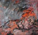 <h5>Sibylle Bross · Schlaf · 2003</h5><p>Öl auf Leinwand &lt;br&gt; 60 x 60</p>