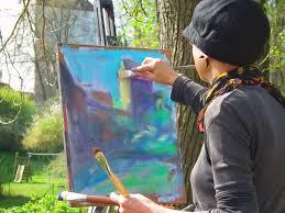 Sibylle Bross freischaffende Malerin